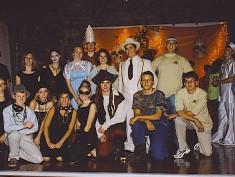 Cot Club Costume Winners